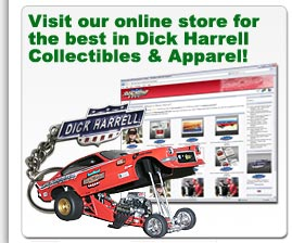 Visit the Dick Harrell Online Store Today!