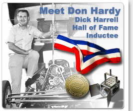 Dick Harrell Drag Racing Hall of Fame